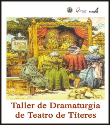 TALLER DE DRAMATURGIA DE TEATRO DE TÍTERES